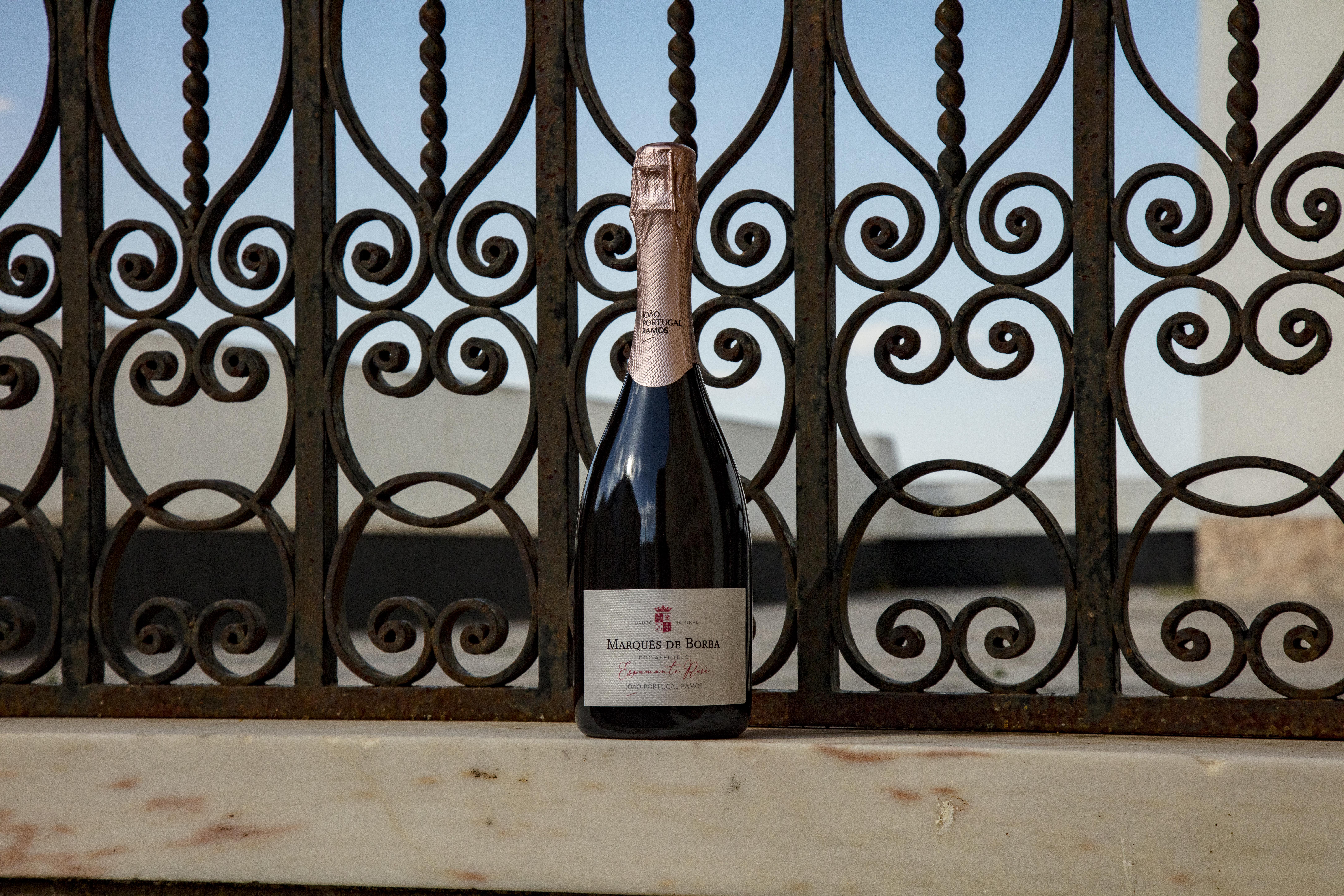 Marquês de Borba DOC Sparkling Wine Rosé 2014 1