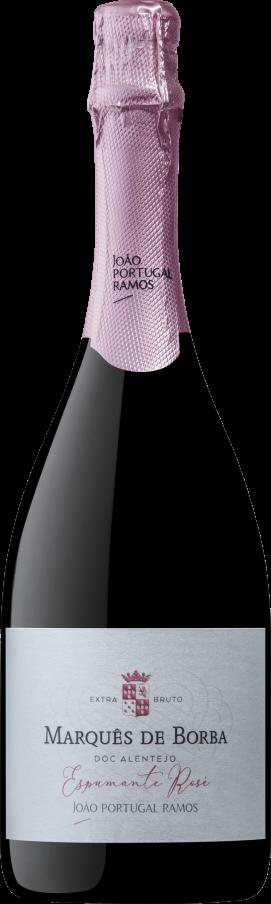Marquês de Borba DOC Sparkling Wine Rosé 2014 0