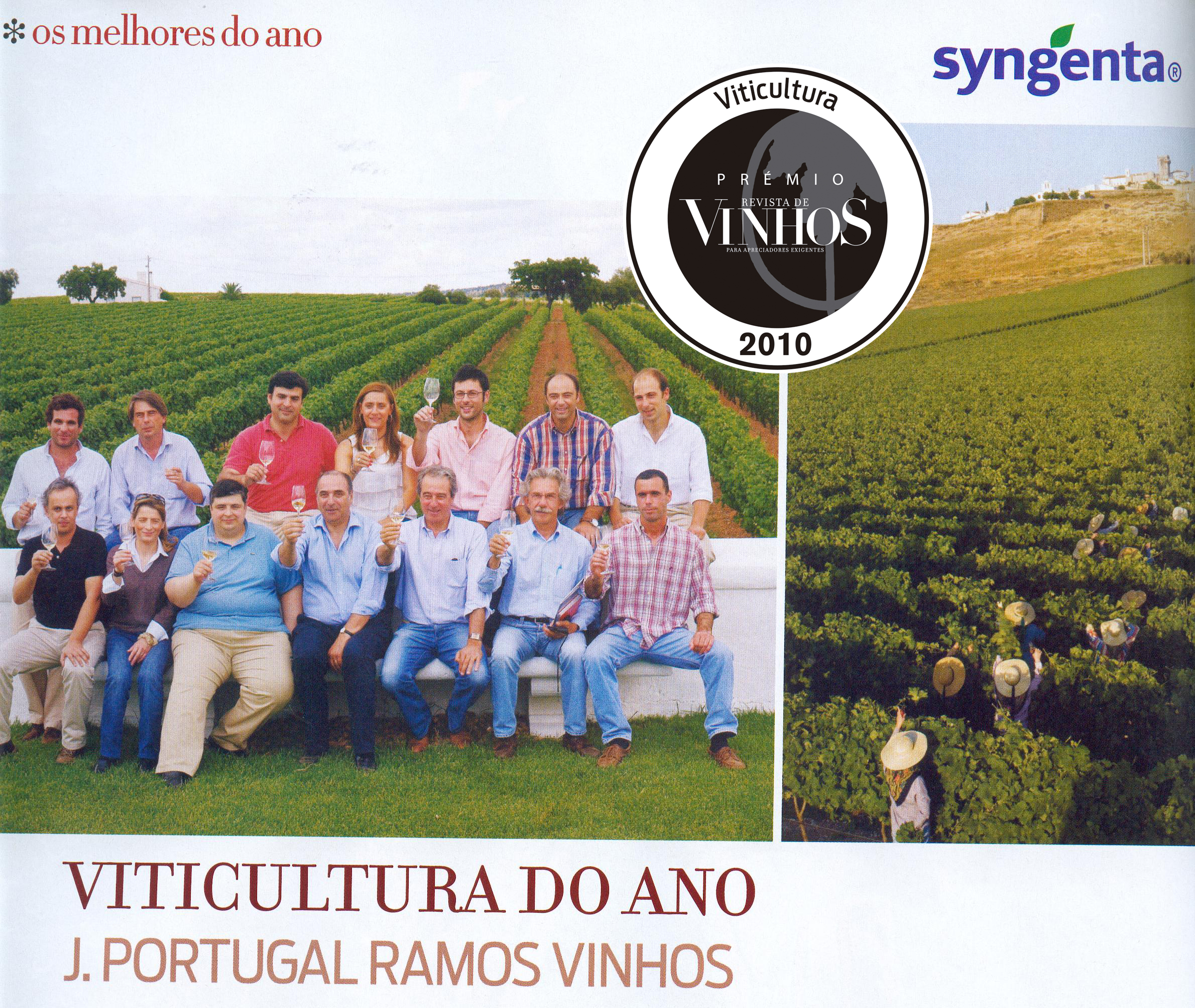 2010 - Viticulture Enterprise of the Year 1