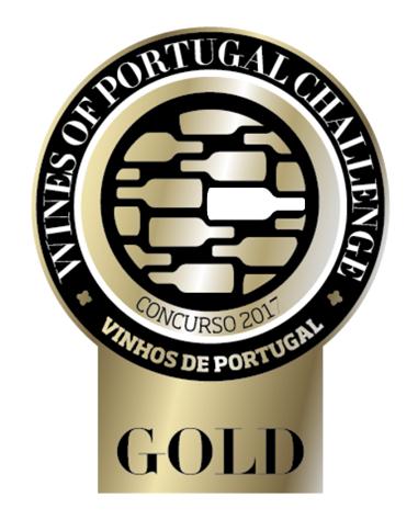 Concurso Vinhos de Portugal OURO 2017 1